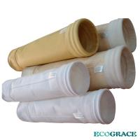 Wholesale Water and oild repellent dust filter Polyester filter bags 130X 4500MM from china suppliers
