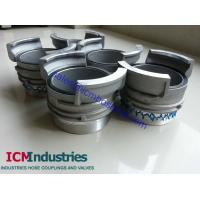 Wholesale Aluminium Guillemin coupling with latch/lock /French coupling from china suppliers