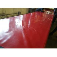 Wholesale 24Mpa , 35Shore A , Red Gum Rubber Sheet , Pure Natural Rubber Sheet , Para Rubber Sheet , Industrial Rubber Sheet from china suppliers
