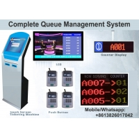 Wholesale Dustproof Multilingual Queue Management System Ticket Dispenser from china suppliers