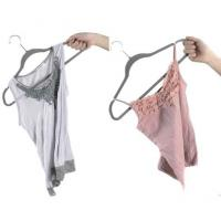 Wholesale Garment Hangers (LD-F566) from china suppliers