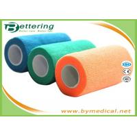 """Wholesale 4"""" Self Adhesive Coflex Bandage Wrap Easy Hand Tearing Non Woven Material from china suppliers"""