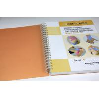 Wholesale Art Paper Custom Spiral Notebook Printing from china suppliers