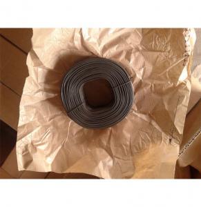 China Australia Market 1.57mm x 1.42kgs Coil Soft Black Annealed Tie Wire on sale