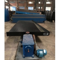 Wholesale Gold Mining Concentrating Table Shaking Table Ore Dressing Equipment from china suppliers