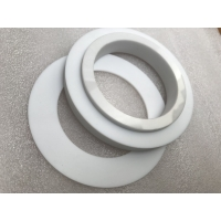 Buy cheap 99.5% Aluminium Oxide Ceramic Ring Sic Mechanical Seal Faces from wholesalers