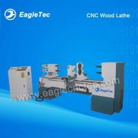 Wholesale Two Axes CNC Wood Lathe For Making Baseball Bats Banister Balustrade from china suppliers