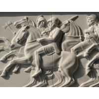 Wholesale marble relief, marble panel carved by hand,polished , relief for Europe client from china suppliers