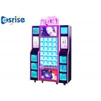 Wholesale Touch Screen Perfume Vending Machine , Benefit Makeup Vending Machine from china suppliers