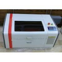 Wholesale S500 500x300mm Small Laser Engraving Machine For Mdf / Paper / Rubber / Cloth from china suppliers