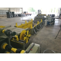 China 4.5x1600 ISO9001 1550mm Steel Coil Slitting Machine on sale