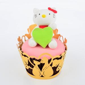 animal shaped cupcakes