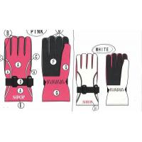 Wholesale ladies winter warm  gloves from china suppliers
