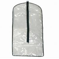 Wholesale Transparent PVC clear suit cover from china suppliers
