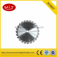 Quality Wood Cutting Tool Metal Saw Blades , 14 Metal Cutting Circular Saw Blades for sale