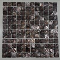 Wholesale Groutless Mother Of Pearl Subway Tile Backsplash Home Depot Polished Finish from china suppliers