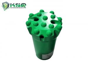 Wholesale 89mm T51 Flat face button bits For mining Quarrying Threaded Rock Drilling Button Bit from china suppliers