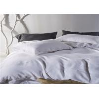 China Single Size Dormitory Bedding Sets With Linen Cotton 250TC For USA & Australia on sale