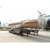 Crude Oil Tank Semi Trailer / 3 Axles Crude Oil Tank Truck Trailer