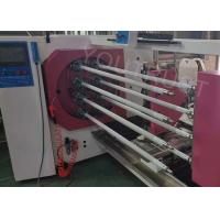 Wholesale 8 Rollers Tape Machine Automatic Tape Slitting Machine Electric Driven from china suppliers