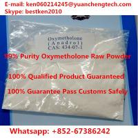 Health Muscle Gaining Raw Steroid Powders Oxymetholone