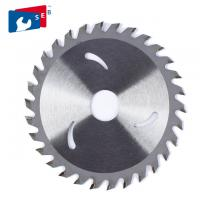 China 230 x 30 mm TCT Wood Cutting Saw blade with Sharp Speed and Thick Kerf for MDF on sale