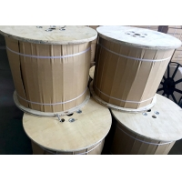 Wholesale Semi Finished 24AWG CCA CU 4 Pair 4500M Bulk CAT5E Cable from china suppliers