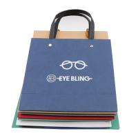 Wholesale Multiple Color Custom Printed Paper Bags Matt / Glossy Lamination Surface Handling from china suppliers