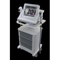 China Double - Handle hifu high intensity focused ultrasound for face lifting / wrinkle removal wholesale
