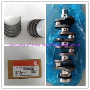 Wholesale Foton Cummins Isf2.8 Spare Part: Crankshaft 4980384, Crankshaft Bearing 4996250 from china suppliers