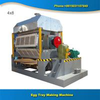 China Good performance automatic egg tray machine production line on sale
