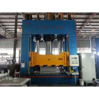 4 Column  Hydraulic Compression Press , Heavy Duty Hydraulic Press Machine 800 Ton