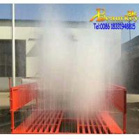 Wholesale ConstructionSitecarwashingmachine 380V truck wheel cleaner from china suppliers