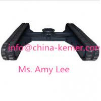 ISO9001:2008 factory direct Supplied Crawler Track Undercarriage/custom chasisses/crawlers