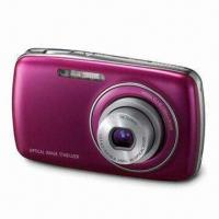 Wholesale Digital Camera with 14.1-megapixel Resolution and 4x Optical Image-stablized Zoom from china suppliers