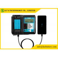 Buy cheap 14.4V-18V 3.5A DC18RF Lithium Ion Battery Charger With LCD Screen from wholesalers