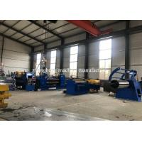 China High Speed Hydraulic Steel Coil Slitting Line Machine For Stainless Steel on sale