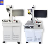 Wholesale MOPA Laser Engraving Marking Machine, Color Laser Etching Machine For MetalStainless Steel from china suppliers