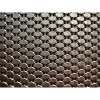 Elevator cladding mesh-tight wires,brushed surface,mainly for cladding in elevator or wall!