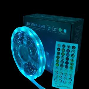 Wholesale 5M DC12V IP65 Bluetooth LED Strip Light from china suppliers