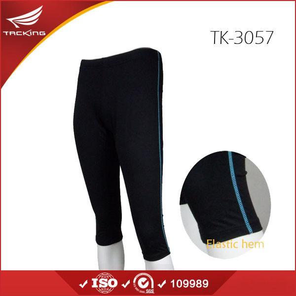 Plain Black Yoga Pants From China Sports Clothing