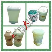 Wholesale plastic trash can mould 001 from china suppliers