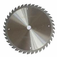 Quality 7-1/4 Inch 40 Tooth TCT Carbide Circular Saw Blade For Hard Soft Wood for sale