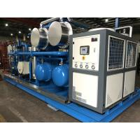 Wholesale Skid Mounted Hydrocarbon Recovery Unit , Refrigerant Recovery Machine Simple Installation from china suppliers