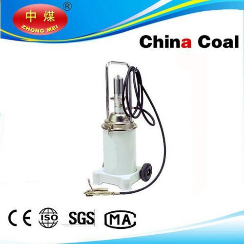 High Pressure Lubricator : Pneumatic grease pump high pressure hrease lubricator