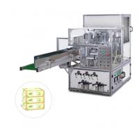China High Capacity Automatic Facial Tissue Box Packing Machine For ...