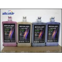 High dynamic Galaxy ECO Solvent Printing Ink Used For DX5 DX7 Print Head