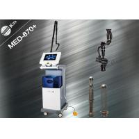 China Metal Tube RF Excited Co2 Laser 2 In 1 Fractional And Surgical Ultrapulse Laser wholesale