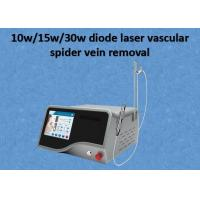 China 10W / 15W / 30W Diode Laser 980nm Fiber Veins Spider Veins Removal Equipment wholesale