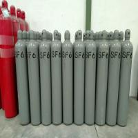China Industrial Gases SF6 Sulfur Hexafluoride Gases on sale